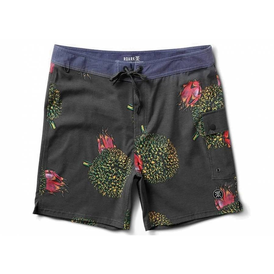 "Roark Chiller Durian Boardshorts 17"" - Charco..."