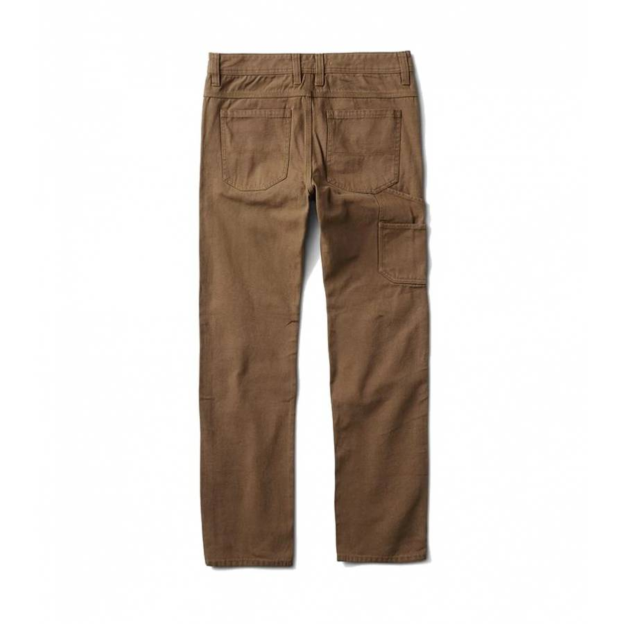 Roark HWY 190 Denim Pants - Mocha