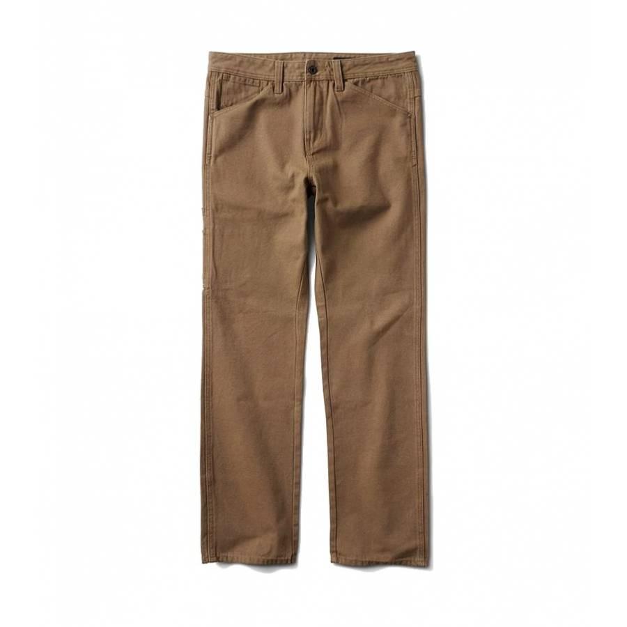 Roark HWY 190 Denim Pants - Mocha