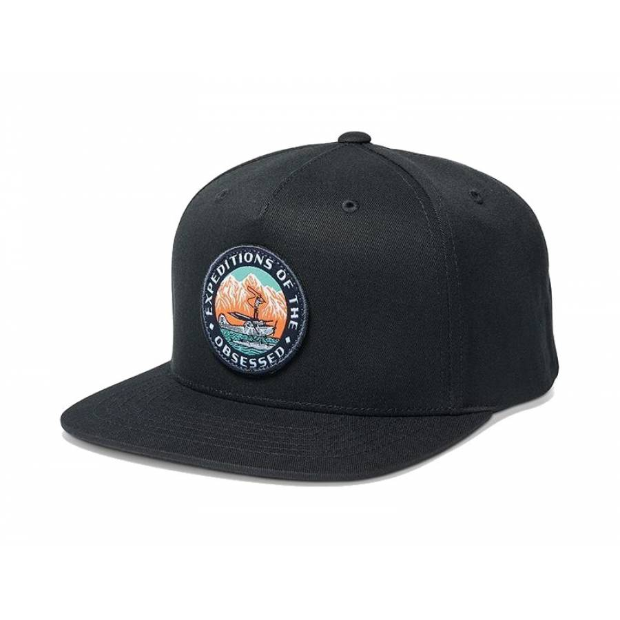 Roark Expedeitions of the Obsessed Snapback - Blac...