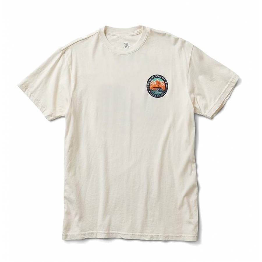 Roark Expeditions Of the Obsessed Premium Tee - Wh...