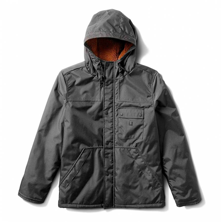 Roark Vitus Jacket - Charcoal