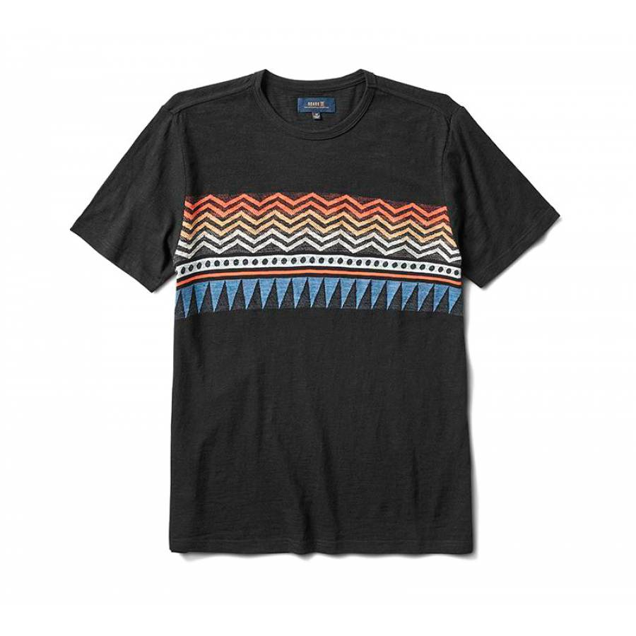 Roark Native Solstice Knit Top - Black