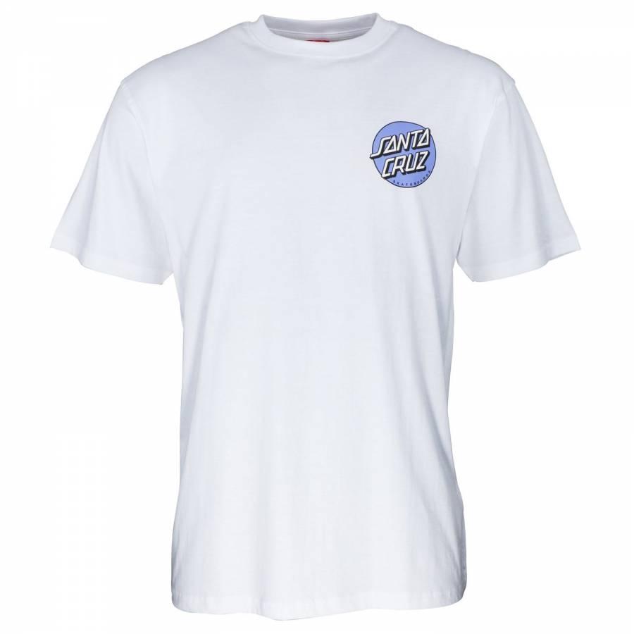 Santa Cruz Rob Dot 2 T-Shirt - White