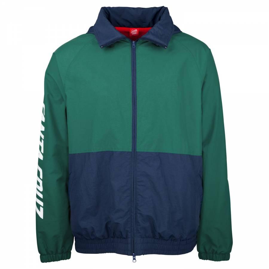 Santa Cruz Marina Jacket - Evergreen / Dark Navy