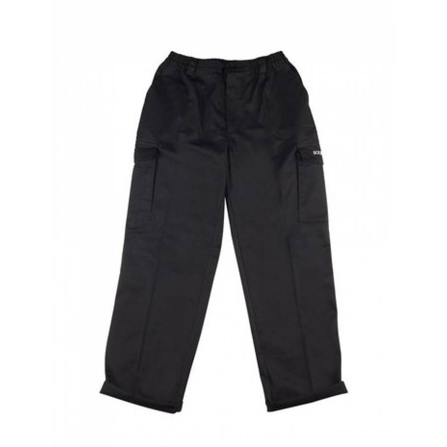 Sour Cargo Pants - Black
