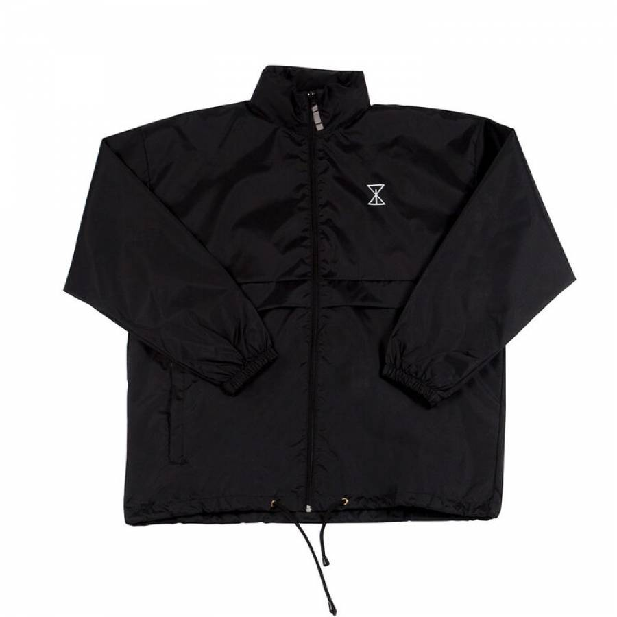 Sour Success Failure Windbreaker - Black