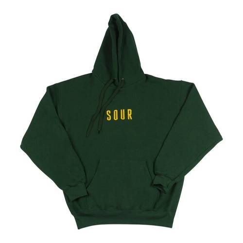 Sour Army Hoodie – Green