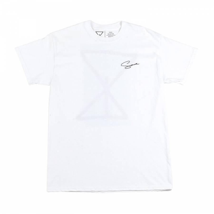 Sour Glass T-Shirt – White