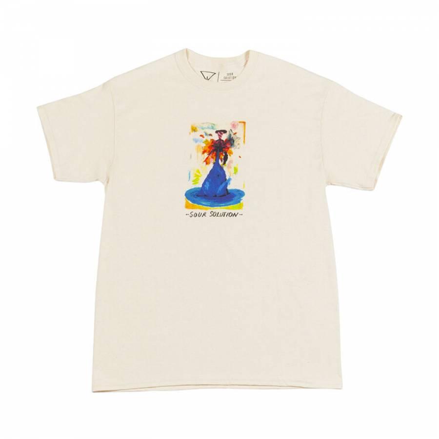 Sour Jeppson Swordfish T-Shirt – Sour Cream