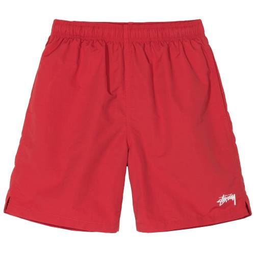 Stussy Stock Water Short - Red