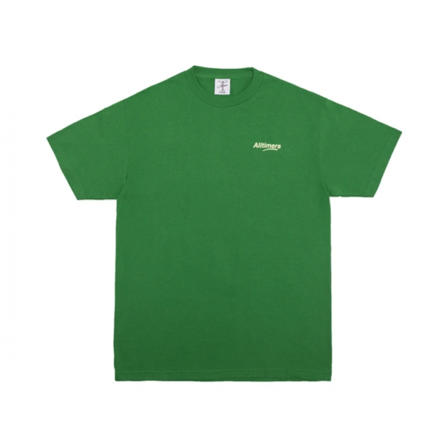 Alltimers Good Hands Tee - Kelly Green