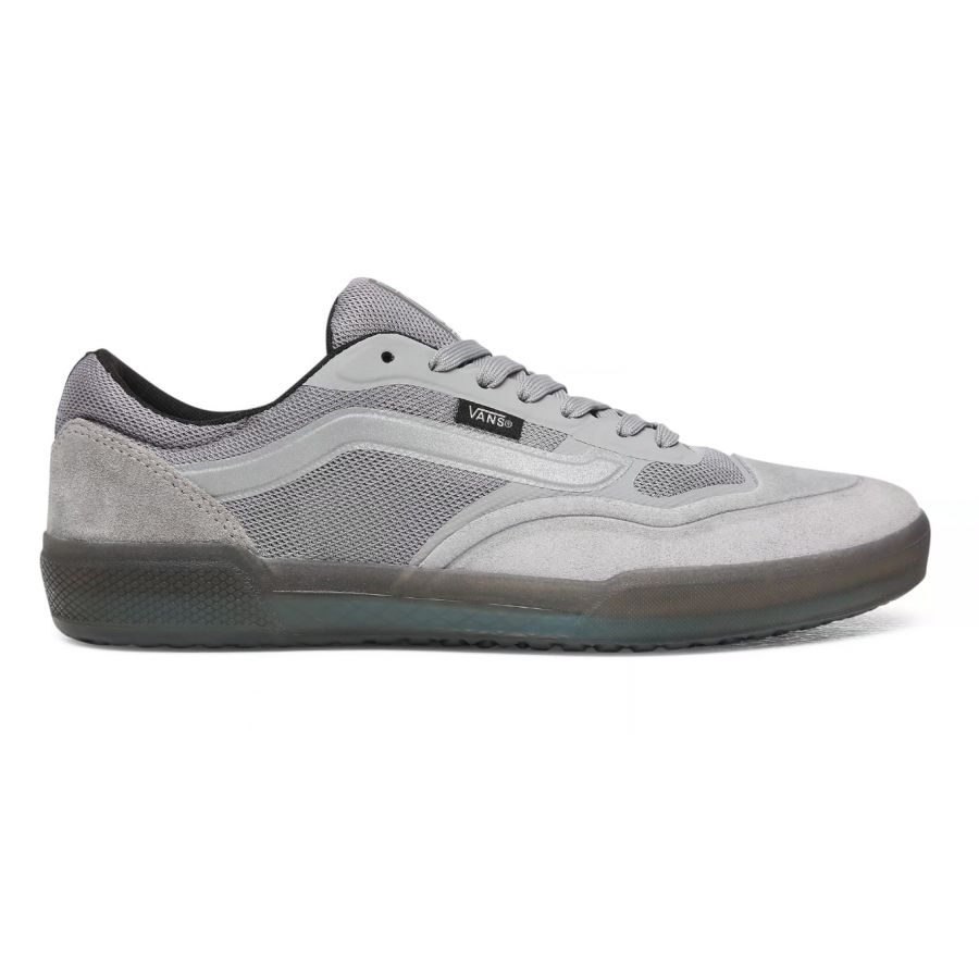Vans Reflective Ave Pro Shoes - Gray