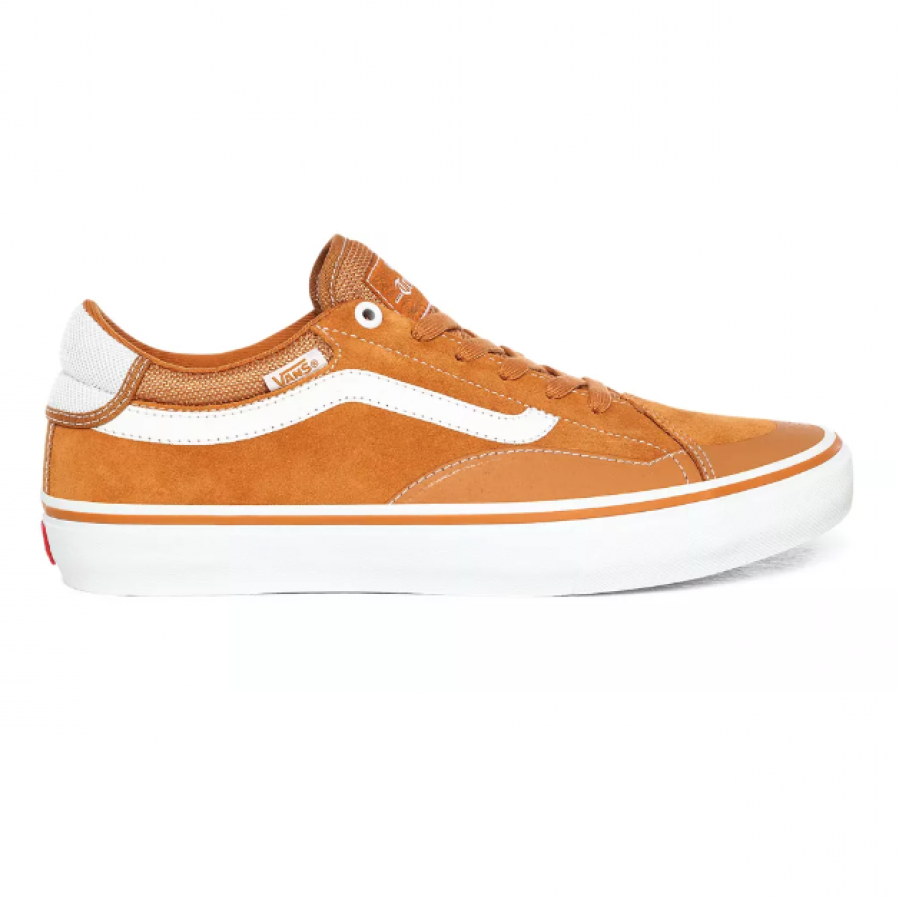 Vans TNT Advanced Prototype Pro - Pumpkin / White