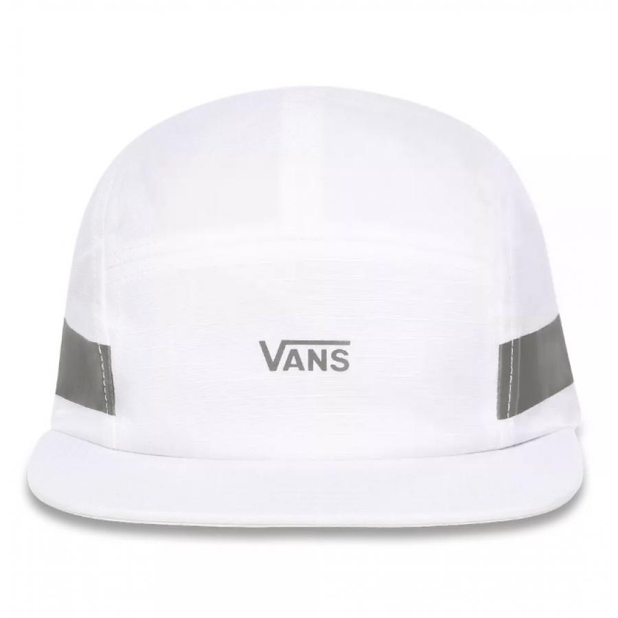 Vans Obstacle Camper Snapback- White