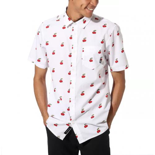 Vans Cherries Shirt- White