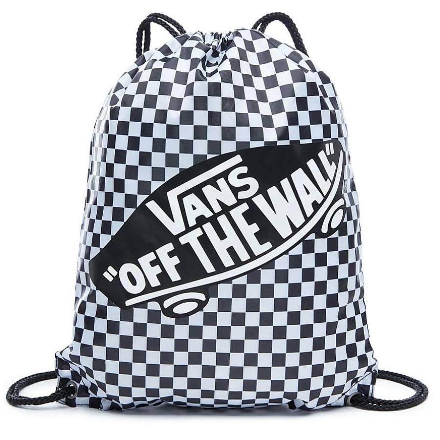 Vans Women's Bag- Black / White Checkerboard