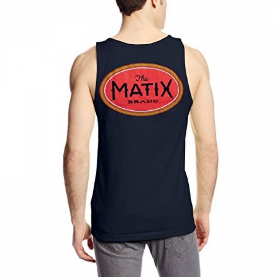 Matix Hops Tank Top - Navy