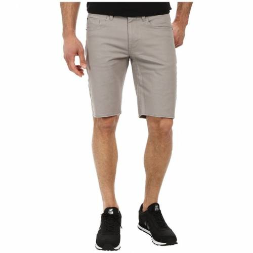 Matix Gripper Denim Short - Light Grey
