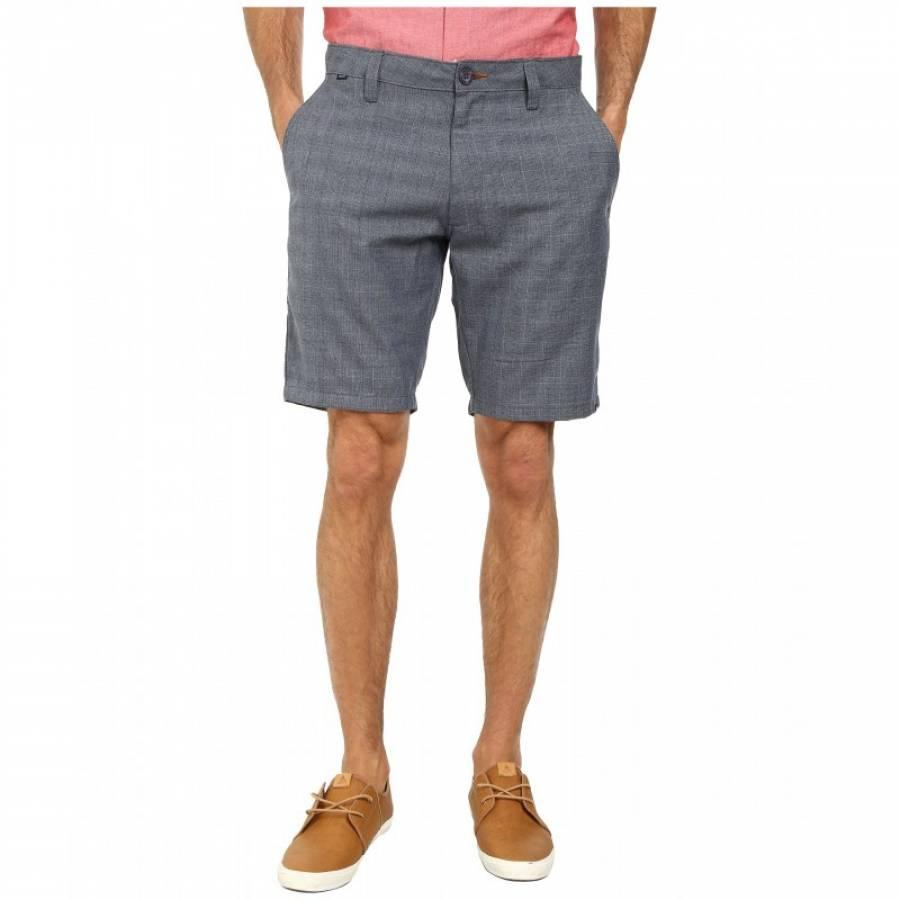 Matix Spring Slacks Shorts - Charcoal
