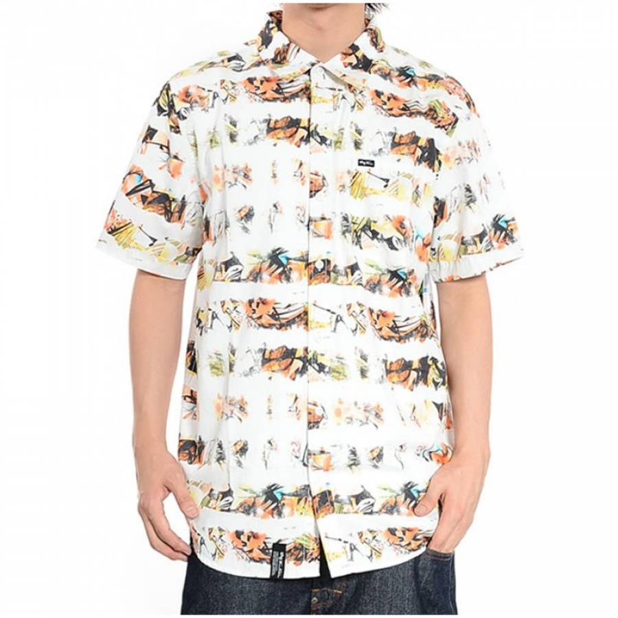 LRG The Break Away Shirt - White
