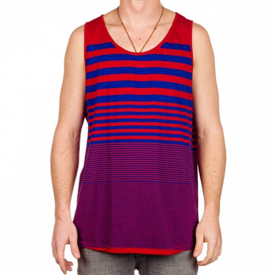 Krew Surge Tank Top - Red