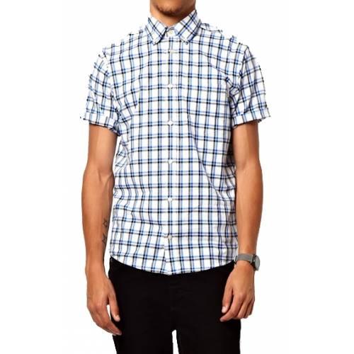 Carhartt Belton Shirt - Magnetic Blue Check