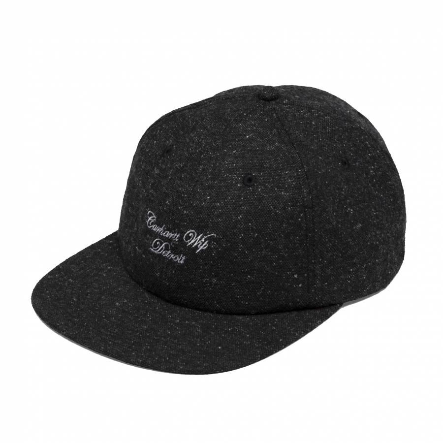 Carhartt Porter Cap - Black / White