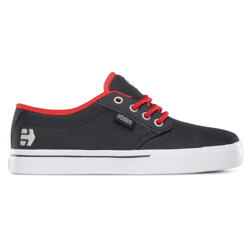 ETNIES JAMESON 2 ECO KIDS SHOES - NAVY / RED / WHI...