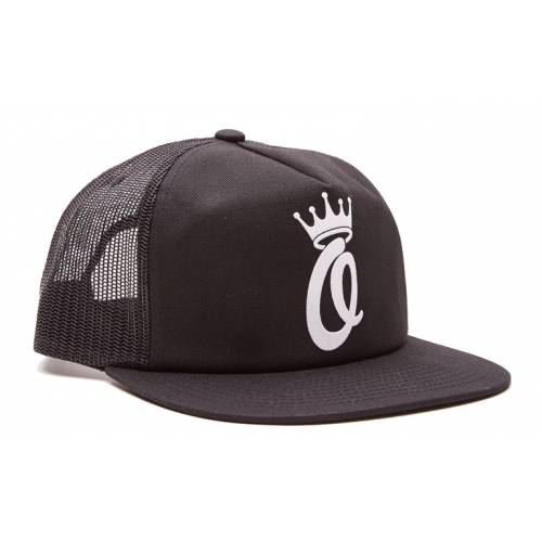 be51d02dbf Obey Crown Trucker Hat - Navy