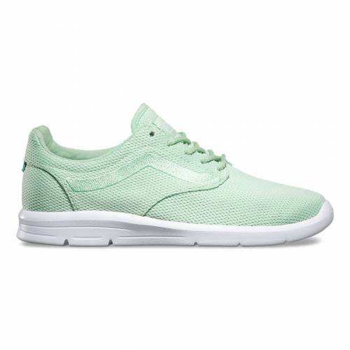 f60b2bebd3d Collective Store - Vans Iso 1.5 Shoes - Mesh Pastel Green