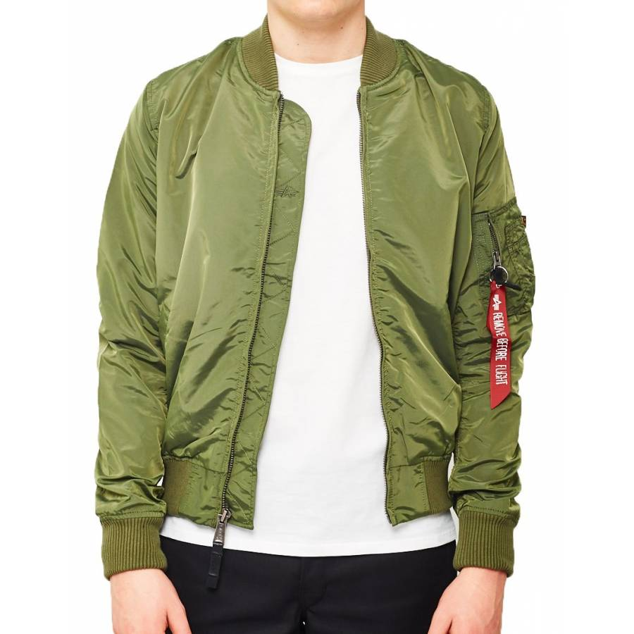 Alpha Industries M41 TT Bomber Jacket - Dark Green...