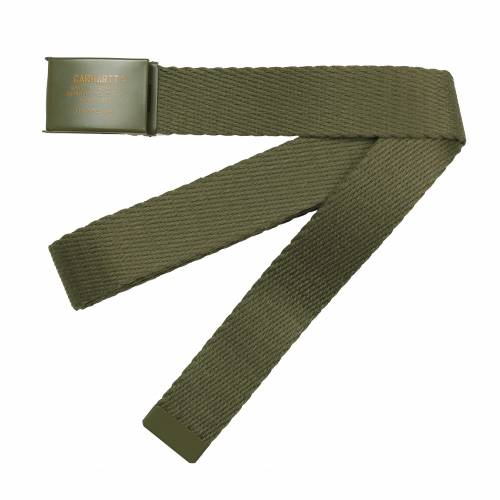 Carhartt Military Printed Belt - Rover Green