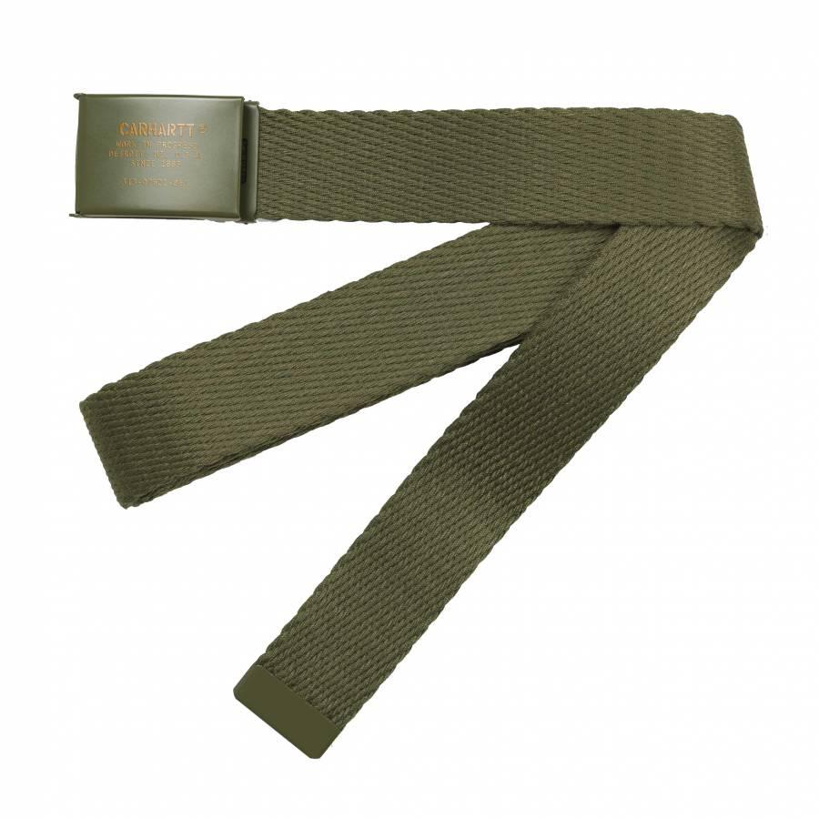Carhartt Military Printed Belt - Rover Green