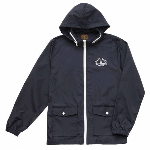 DARK SEAS SQUALL JACKET - DARK NAVY