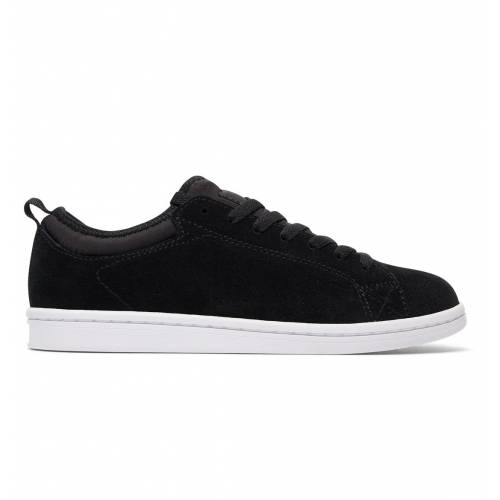 DC MAGNOLIA SE SHOES - BLACK / WHITE