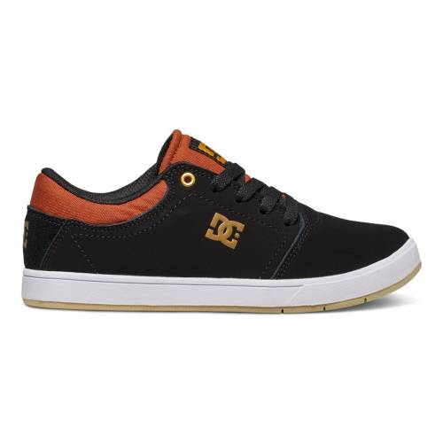 DC CRISIS SHOES - BLACK / BROWN / WHITE