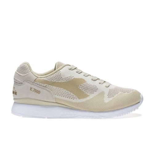 Diadora V7000 Weave Shoes - Beige Rugiada