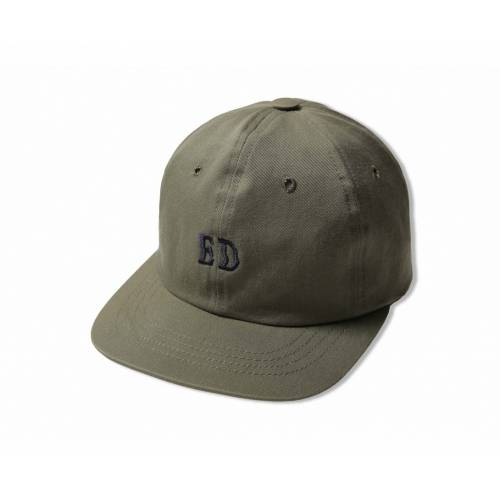 EDWIN ED CAP - MILITARY GREEN
