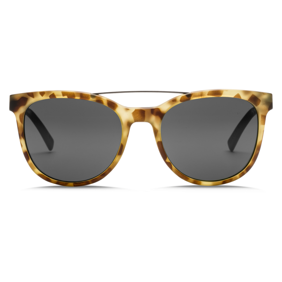 Electric Bengal Wire Sunglasses - Matte Spotted To...
