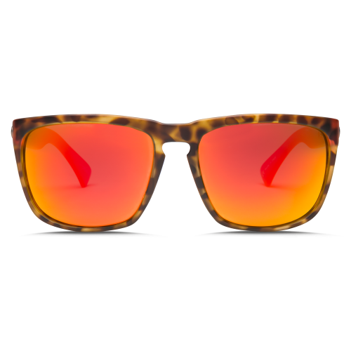 ELECTRIC KNOXVILLE XL SUNGLASSES - OHM GREY FIRE C...