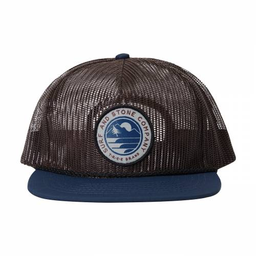 HIPPYTREE TACOMA HAT - BROWN