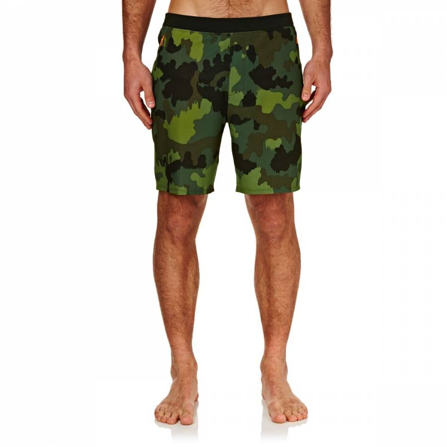 Hurley Alpha Trainer Plus Threat 18.5' Board Short...
