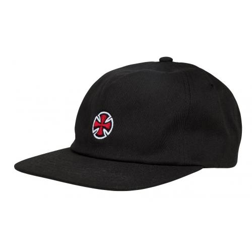 INDEPENDENT FORT CAP - BLACK