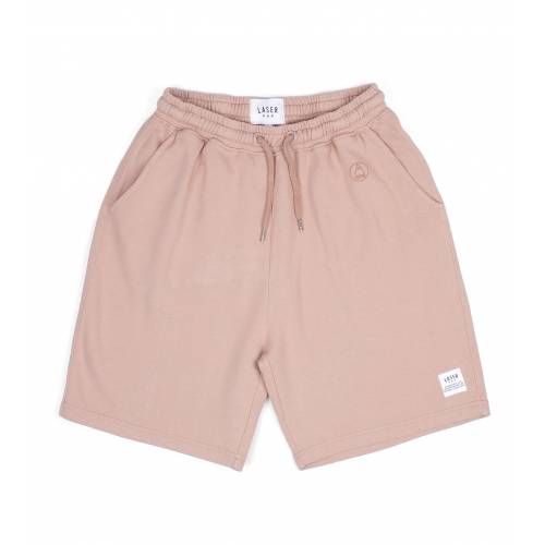 Collective Store - Laser Barcelona Borne Sweat Shorts - Sand 1bac6eba348