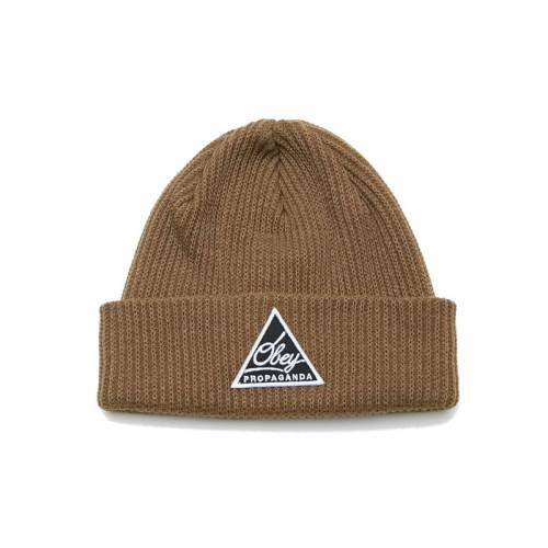 OBEY ESCAPE BEANIE - ARMY