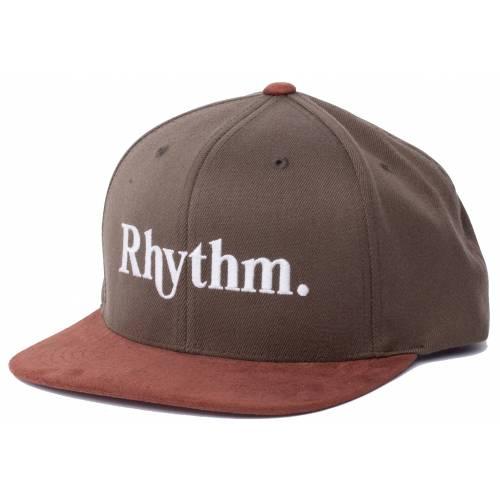 RHYTHM FLAGSHIP CAP - OLIVE