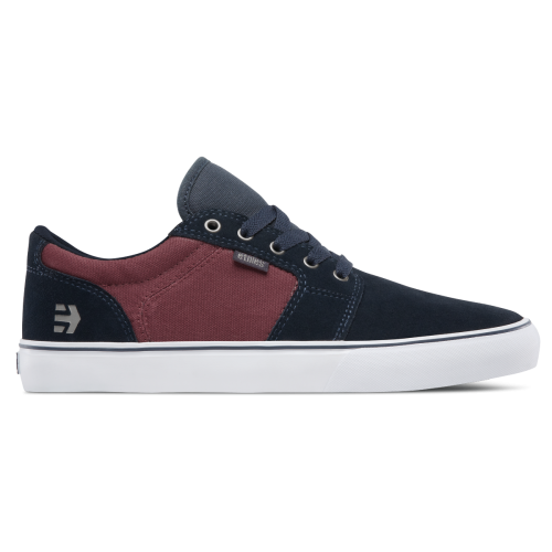 ETNIES BARGE LS - NAVY / RED / WHITE