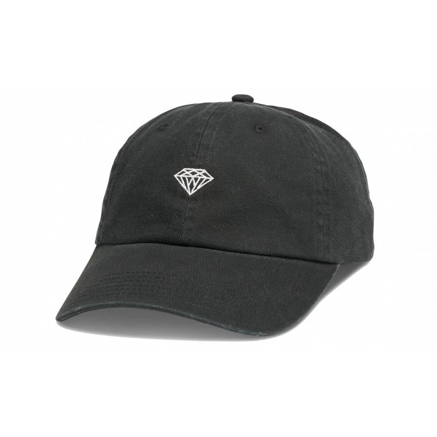 Diamond Brilliant Sports Hat - Black
