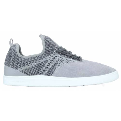 DIAMOND BIEBEL ALL DAY SHOES - GREY